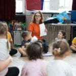 Pace Tots toddler drama class in Paisley, Glasgow
